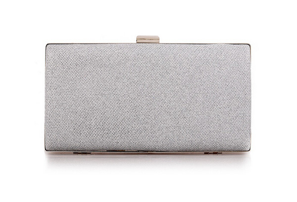 New Sparkly Square Zipper Shoulder Bags