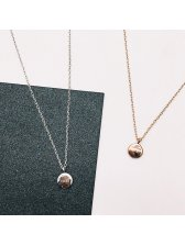 Low Price Lucky Pendant Presents Celebrity Necklace