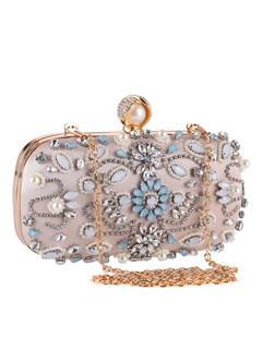 Fashion Rivet Patchwork Boutique Bags