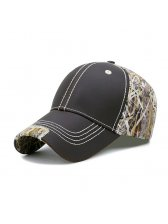 Casual Color Match Printed Easy Match Cap