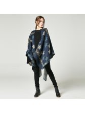 Newest Star Prints Cashmere Scarf for Woman(3-4 Days Delivery)