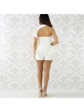 Hot Selling Backless Halter Top w Shorts