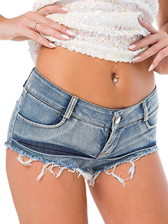 Summer Sexy Low Waist Hot Shorts