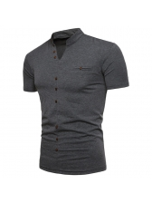 Euro Style Fashion Short Sleeve Tee