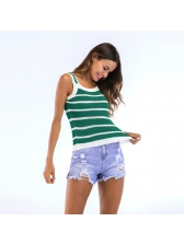 Euro Strip Color Matching Straps Tanks