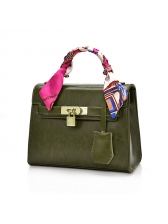 Euro Vintage PU Hand Bags For Women