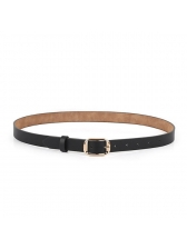 Easy Matching Fashion Solid Casual Belt For Women
