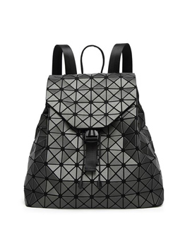 Fashion Geometric Shape Cover Backpack