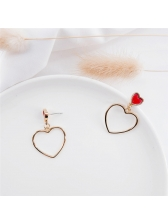 Honey Girl Heart Shape Earring