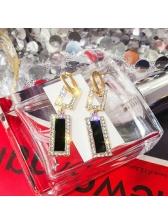 Night Club Rhinestone Vintage Earring