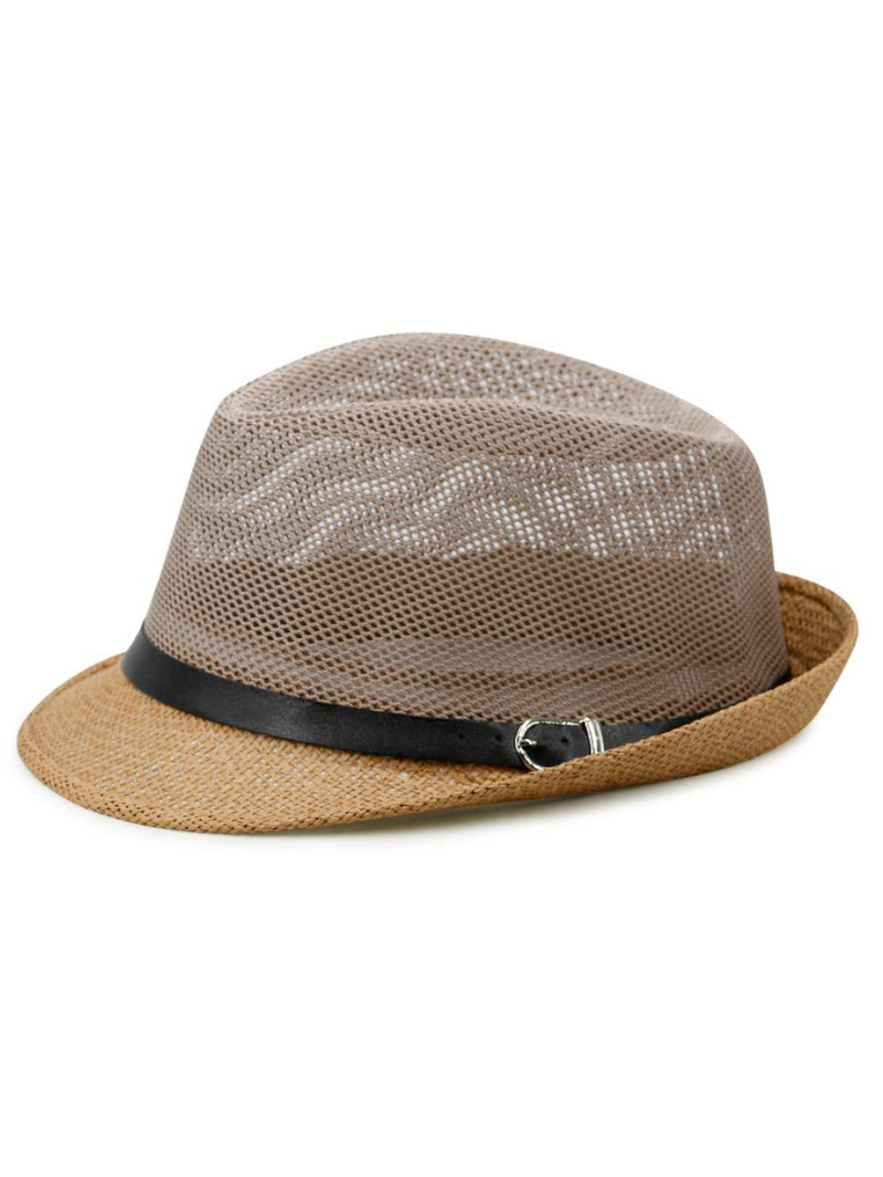 Beach Hollow Out Straw Hats