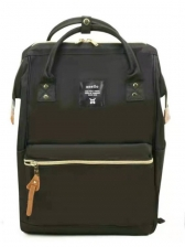 Contrast Color Large Capacity All-match Backpack