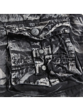 Summer Loose Camouflage Short Pants