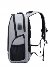 USB Charging Password Lock Business Backpack