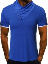 Summer Short Sleeve T Shirts For Men