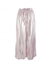 Euro Glitter Pleated Skirt For Women