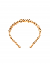 Hot Sale Faux Pearl Decor Hairband For Women