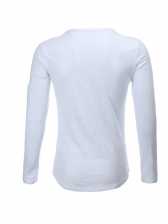 Casual Zipper Long Sleeve T-shirt For Men