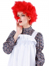 Halloween Floral Patchwork Cosplay Pennywise Costume